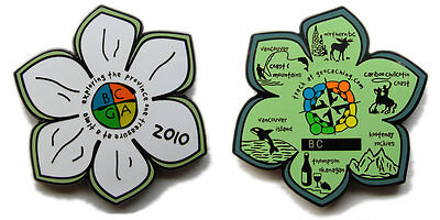 British Columbia Geocaching Association 2010 Geocoin - Member only edition