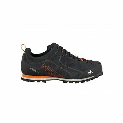 Chaussures Tige Basse Millet Friction (Deep Grey - Anthracite)