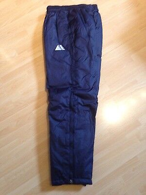 Boys Thermal Trousers Sportswear, Football Sub Bottoms Size 8 - 10 Years Bnwt