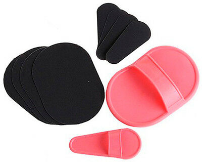 Smooth Face Facial Upper Lip Arms Legs Hair Removal Exfoliator Pads Remover