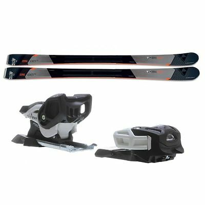 Pro MTN 86 TI + Attack 13 AT pack ski + fixation Fischer 2017