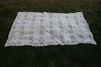 Vintage  hand-woven bedspreads, table or curtain    No 3