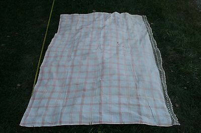 Hand-woven fabric- tablecloth       No 50
