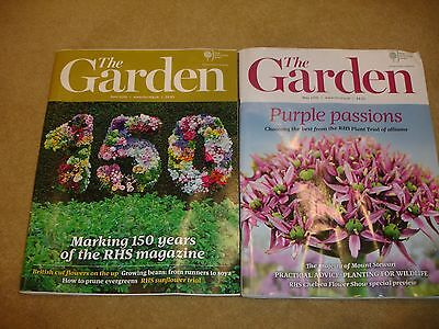 The Garden Rhs Magazine - April & May 2016