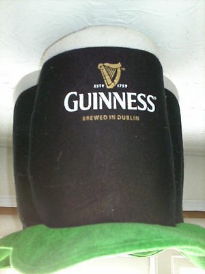guinness hat ceiling lampshade.