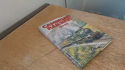 Cambrian Railways, 1858-1947, Green, C.G., Ian Allan Publishing,