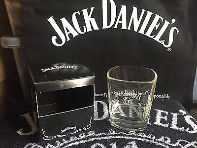 Jack Daniels Tumbler   Glass From 2015 Bnib