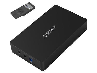 ORICO Tool-less 3.5-inch USB 3.0 to SATA III External Hard Drive Enclosure Case