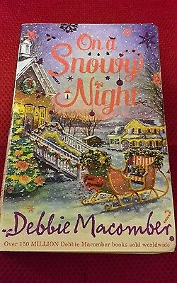 On A Snowy Night Romance By Debbie Macomber