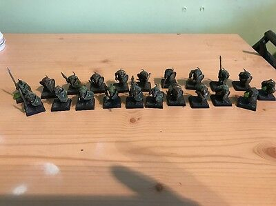 Warhammer Fantasy Age Of Sigmar Skaven Clan Rats Well Painted Lot 1