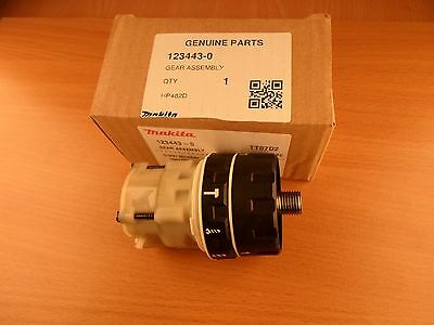 Genuine Makita Assembly for DHP482D Part.nr. 123443-0