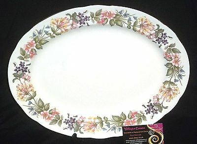 Paragon COUNTRY LANE Oval Serving Platter