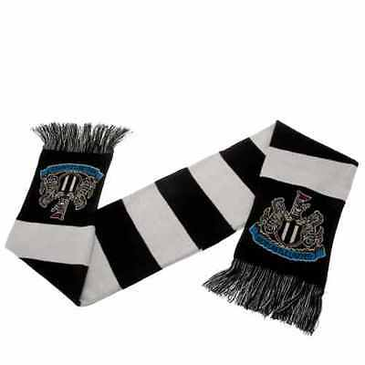 Official Licensed Football Product Newcastle United Bar Scarf Fun Fan Gift New