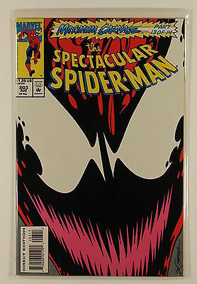 Marvel Comics Peter Parker The Spectacular Spider-Man No 203