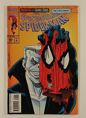 Marvel Comics Peter Parker The Spectacular Spider-Man No 206