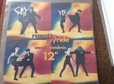 "roxette - joyride - magic friend 12"" remix"