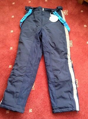 Horze padded winter trousers childs or petite adult waterproof