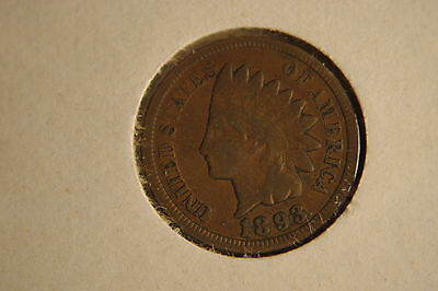 1893 Indian Head Penny, Cent