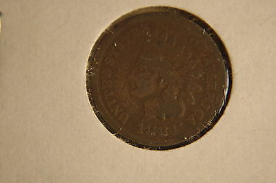 1884 Indian Head Penny, Cent