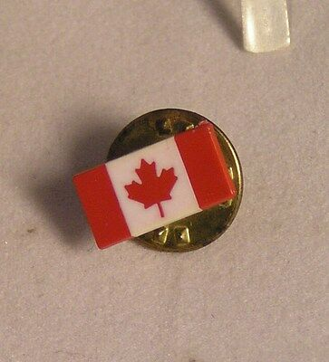 "Salvation Army - SMALL 1/4"" CANADIAN FLAG LAPEL PIN"