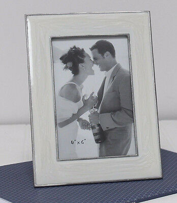 Small Silver Photo Frame