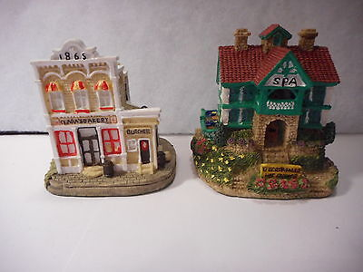 Liberty Falls Americana Collection Clara's Bakery Liberty Falls Hot Springs