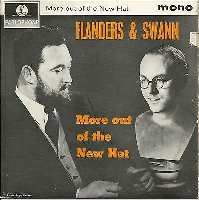 Flanders & Swann - More Out Of The New Hat  E.p.