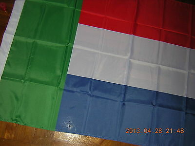 Flag of South African Republic ZAR the Transvaal Republic 1881-1902 Ensign 3X5ft