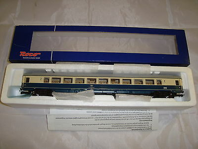 Roco 45834 DB IC Personenwagen/Passenger coach 2.Kl DC/DCC taillights MINT boxed