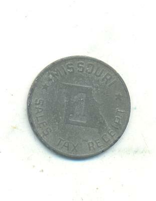 Very Nice Rare.unknown Token Missouri 22Mm.very Collectable.i.41