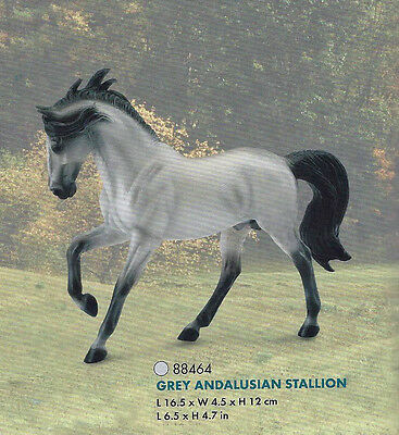 Breyer Corral Pals - #88464 - Andalusian Stallion - New Item