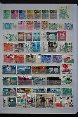 Israel Stamps [ 75 ] Used Stamps.
