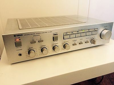 Yamaha A500 Stereo Amplifier
