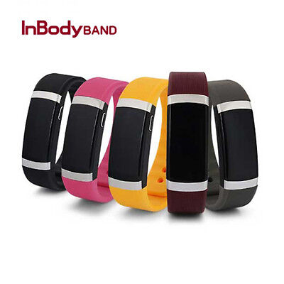 InBody BAND - Wearable Body Composition Analyzer: Activity, Heart Rate and Sleep
