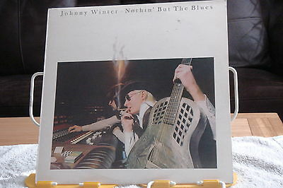 Johnny Winter -Nothin' But The Blues-Uk Lp-Nm- 1977 –Muddy Waters-Classic