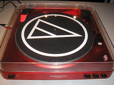 Audio-Technica Fully Automatic Belt Drive Turntable As new in Box.