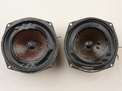 Midrange speakers IMF? 8/CP Made in Gt Britain,coils ok but need new surrounds