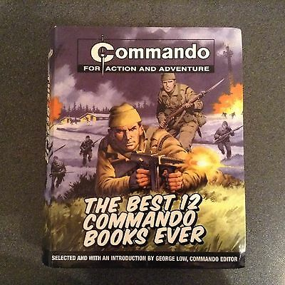 Commando Comics The Best 12 Commando Books Ever