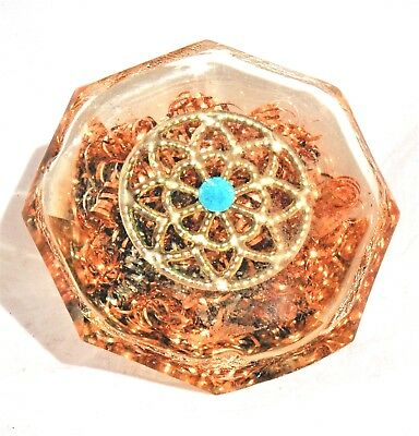 Orgonite Protection Healing Tool Tiger Eye  Jewelry