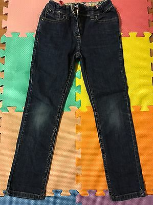 Boden Girls Age 7 Straight Leg Jeans