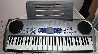 Casio LK 43 Electronic Keyboard with stand