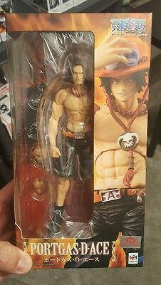 Bandai One Piece Megahouse Variable Action Heroes Portgas D. Ace