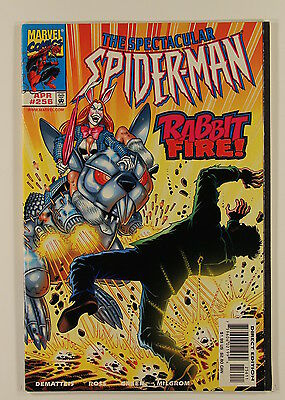 Marvel Comics Peter Parker The Spectacular Spider-Man No 256