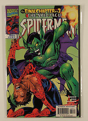 Marvel Comics Peter Parker The Spectacular Spider-Man No 263
