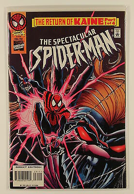 Marvel Comics Peter Parker The Spectacular Spider-Man No 231