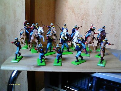 britains           7th cavalry soldiers