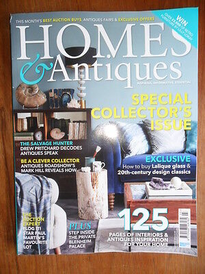 Homes and Antiques Magazine March 2016