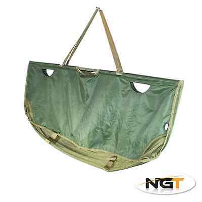 New Fishing Tackle Heavy Duty Quick Folding Carp Weighing Sling & Case