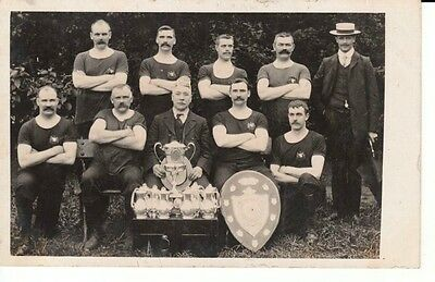 RP Early SPORTS TEAM - CUP and SHIELD Winners