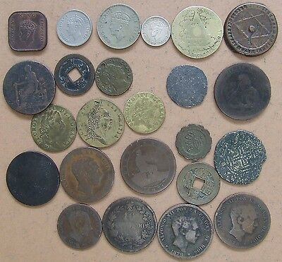 Clearance mix of coins